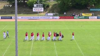 MTB-Fanfaronade 2015 - Marsch: Groitzscher Spielleute