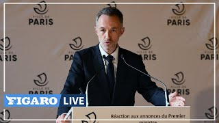 🔴 Paris ne propose pas de confinement, assure la mairie