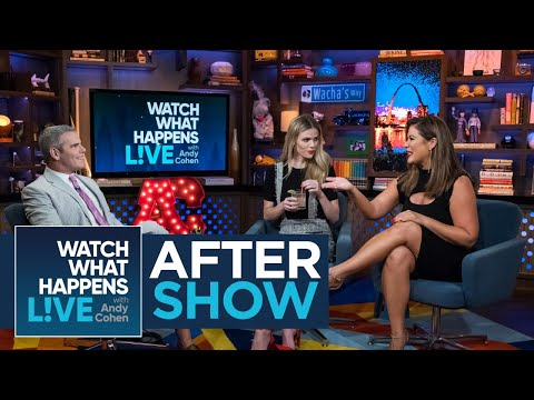 After : Brooklyn Decker Rates Adam Sandler's Kissing  WWHL