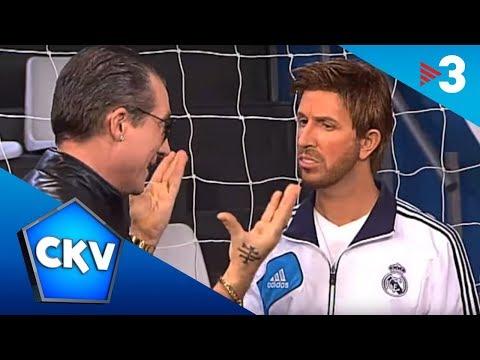 Sergio Ramos i l'intent de suborn - Crackòvia - TV3