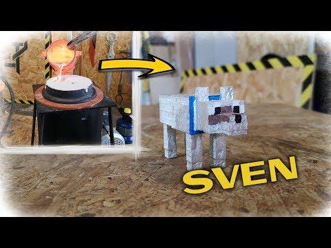 Casting Pewdiepie´s MINECRAFT Dog (SVEN)