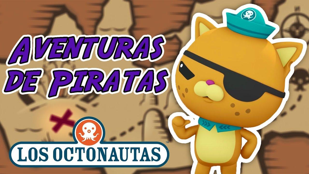 Los Octonautas Oficial en Español - Aventuras de Piratas | Misión Submarina