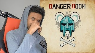 DangerDOOM - THE MOUSE & THE MASK First REACTION/REVIEW