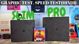 PS4 SLIM VS PS4 PRO- FULL COMPARISON(KAUNSA LENA CHAYEA?) IN 2018.