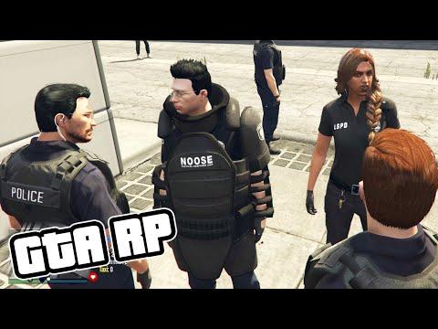 GTA 5 RP : LASALLE COMMANDANT POLICE  (Épisode 1)