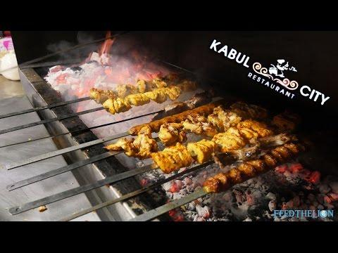 Kabul City - Afghan Cuisine in Edgware
