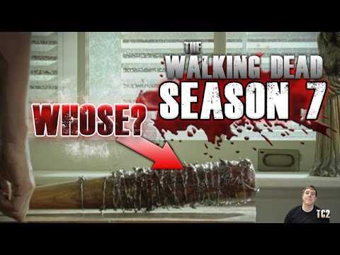The Walking Dead Season 7 Episode 4 – Who did Negan Lucille Now?
