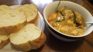 Thai Peanut Butter Red Curry Chicken In 9 Minutes