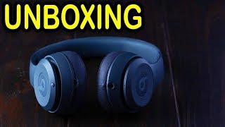 Unboxing Beats Studio 3 Wireless Grey