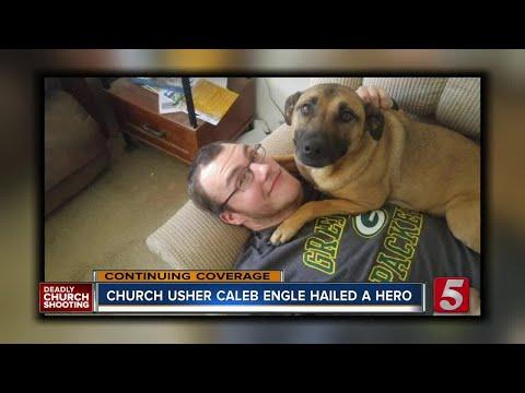 Church Usher Hailed A 'Hero' After Stopping Gunman
