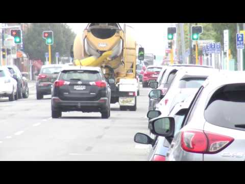 Christchurch Central City Streets: Are they too dangerous?