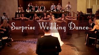 Surprise Wedding Dance - Justin Bieber