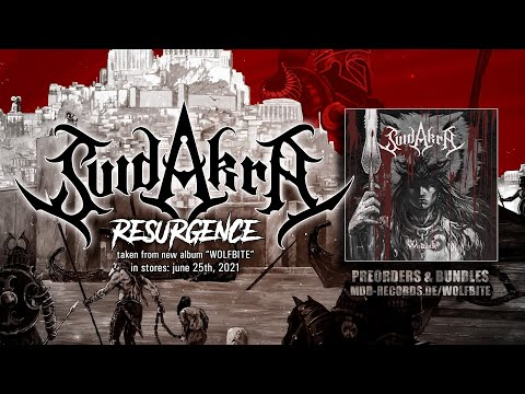 SuidAkrA - Resurgence (Lyric Video)