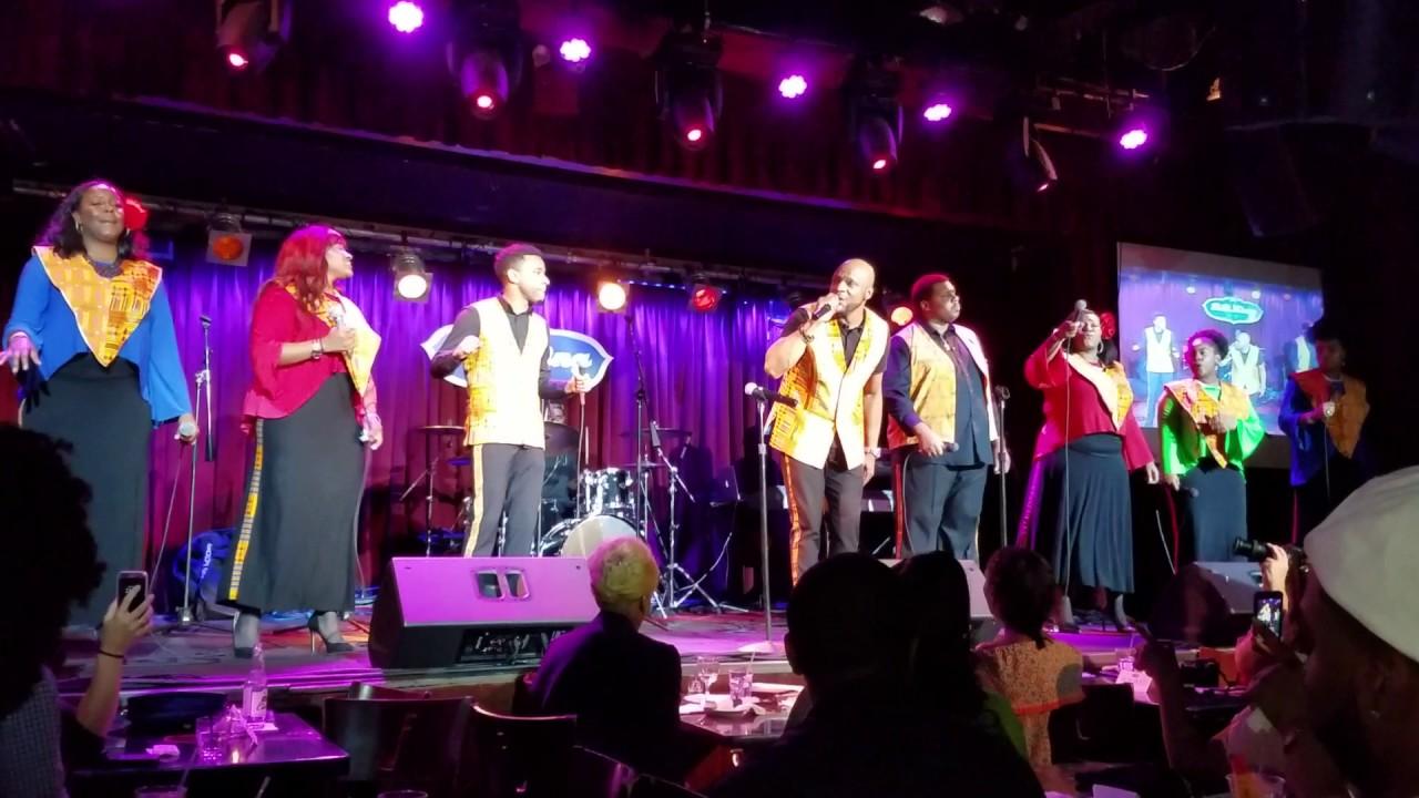 World Famous Harlem Gospel Choir - Purple Rain Prince Tribute