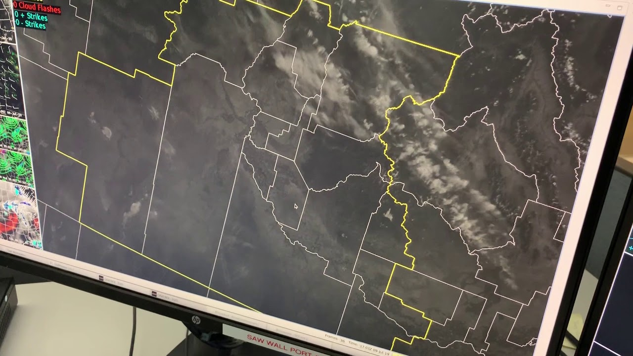 National Weather Service Office In Boise Prepares For What