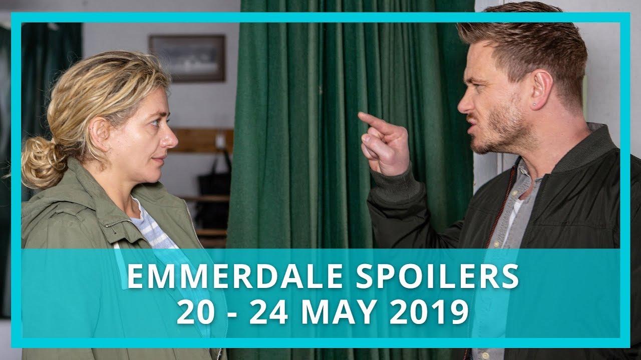 Emmerdale spoilers: 20 - 24 May 2019