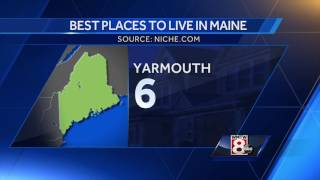 New Rankings: 10 best places to live in Maine