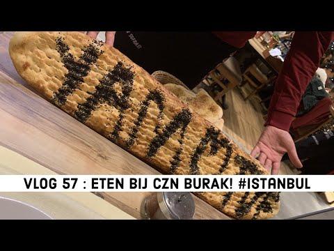 VLOG 57 : WAT BETAAL JE BIJ CZN BURAK? #ISTANBUL