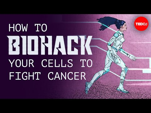 Video image: How to biohack your cells to fight cancer - Greg Foot