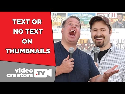 Text vs. No Text on Thumbnails: Which Gets Views?