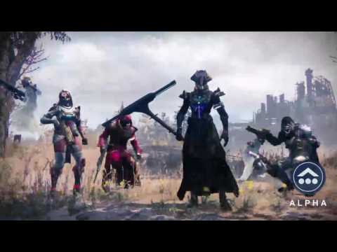 Destiny Rise of Iron Game Play Zash_D Live