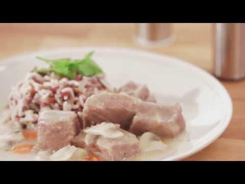 Recette De La Fameuse Blanquette De Veau Tuto Cours De Cuisine