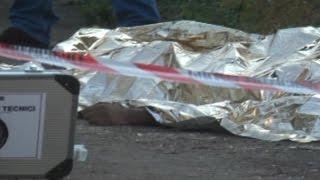 San Valentino Torio (SA) - Trovato in campagna il cadavere di un uomo -live- (10.11.15)