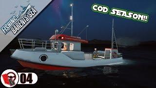 Cod Season - Fishing Barents Sea - Career Episode #4