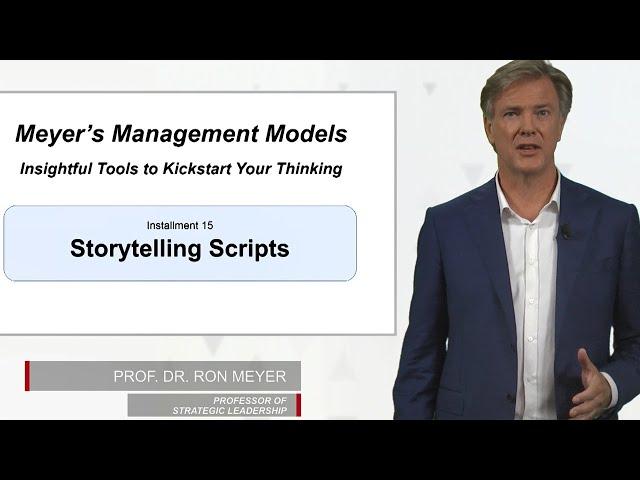 Storytelling Scripts