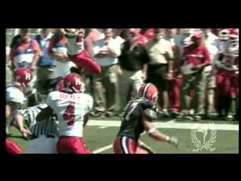 2006 Campbell Trophy Winner Brian Leonard (Rutgers) - Highlights