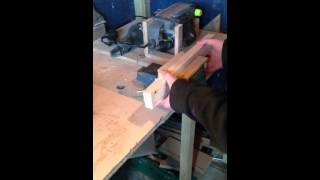 Homemade Bench Vice Faceplates