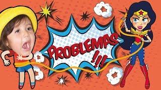 PROBLEMAS CON WONDER WOMAN / REUNION CON DIKI DUKI AMIGUITOS EN LA JAPOCON