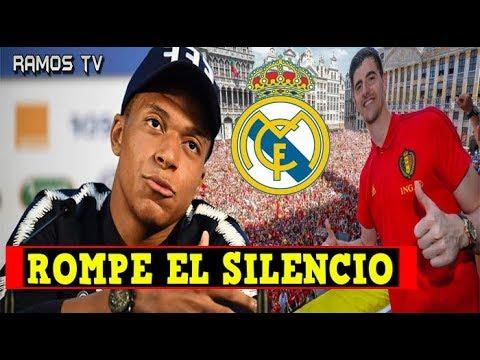 BOMBA: MBAPPE HABLA de su FICHAJE por el REAL MADRID, El CLUB ESTÁ CERCA de FICHAR una ESTRELLA