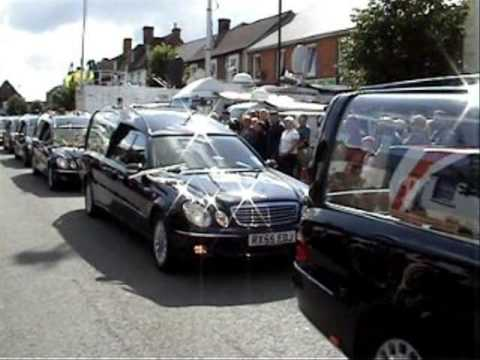 repatriation  of  eight soldiers thou    Wootton  Bassett Tuesday, 14th July 2009