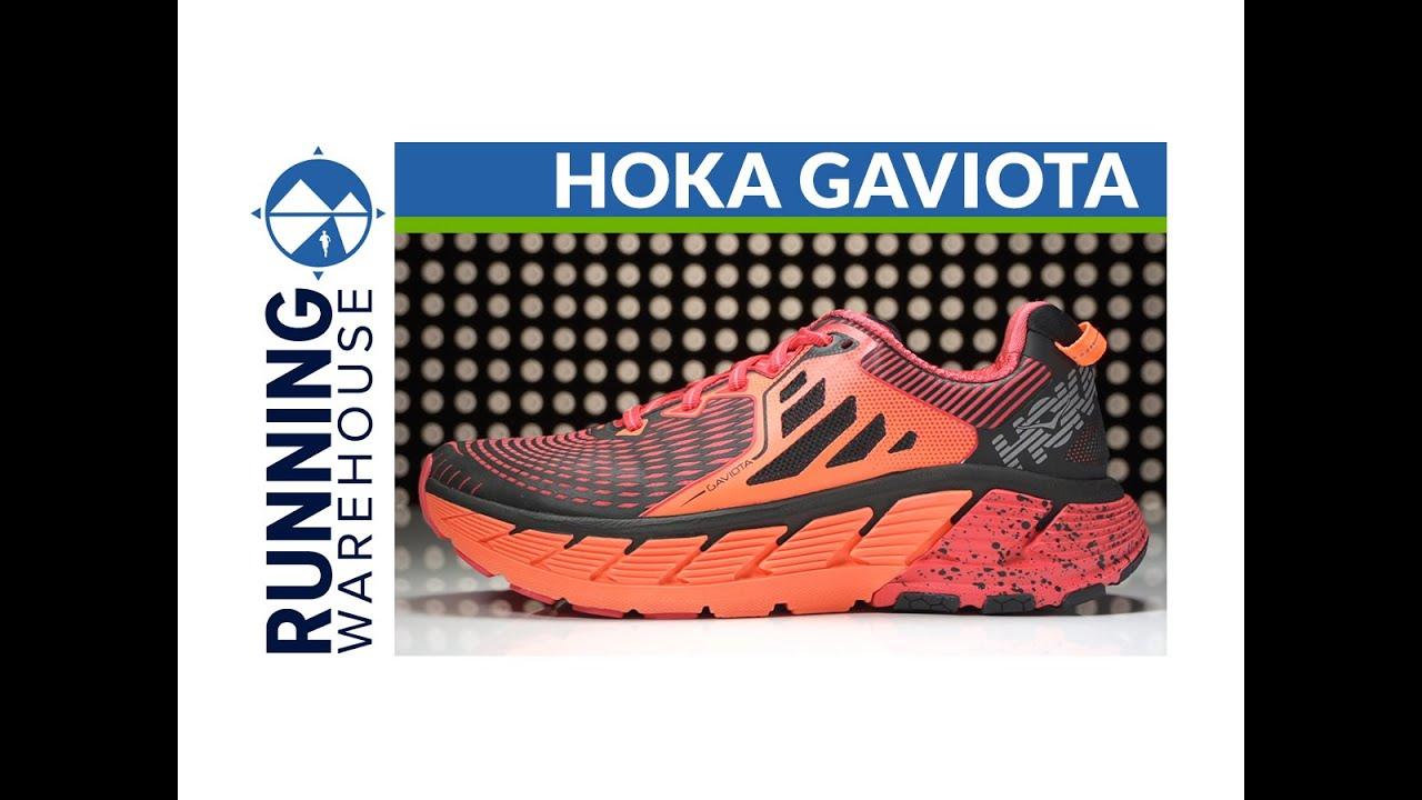 Hoka ONE ONE Gaviota for Women - YouTube c58cf30aa5