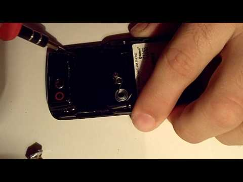Samsung Blast SGH-T729 T729 Take Apart Disassemble!! LCD Replacement