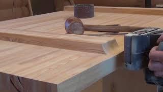 видео Деревянные двери для дачи и бани