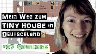 Mein Grundriss + Virtuelle Ansicht ♦ Mein Weg Zum Tiny House In Deutschland #7