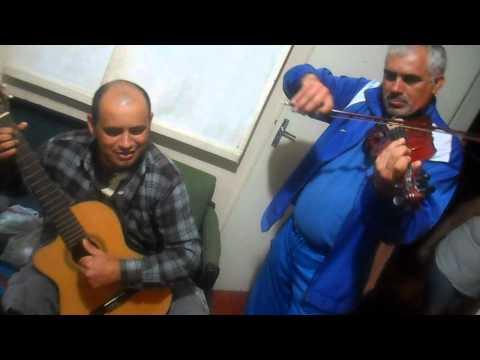 Samba com violino