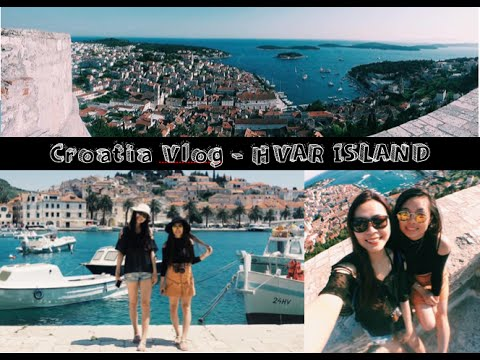 Croatia Vlog | Hvar island