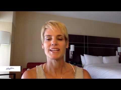 PLAYTIME -  Kristen Hewitt Interviews Dara Torres
