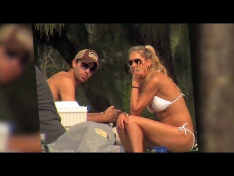 Enrique Iglesias and Anna Kournikova Finally Getting Married