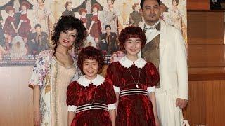 20017年新演出となった丸美屋食品ミュージカル『アニー』 初日前に行わ...