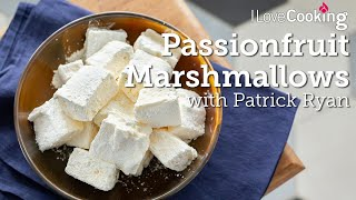 Patrick Ryan's Passionfruit Marshmallows