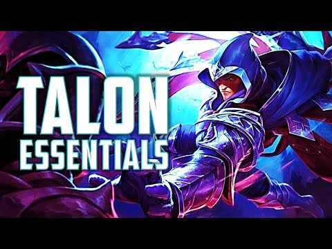 The Essential Talon Guide: How To Play Him & How To Play Against Him | Season 2020
