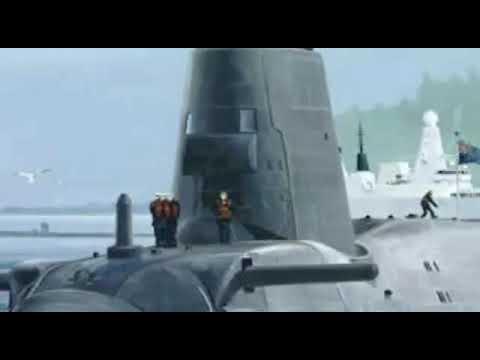 Wow!! Benarkah ini..!!!(HMS ASTUTE) Kapal selam Nuklir TNI AL