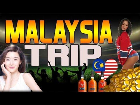 Hangover mit Massive - Real-Life Bericht von meinem Visa-Trip nach Malaysia! Frauen, böse Filme, Fun