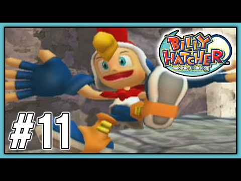 Billy Hatcher and the Giant Egg - Episode 11