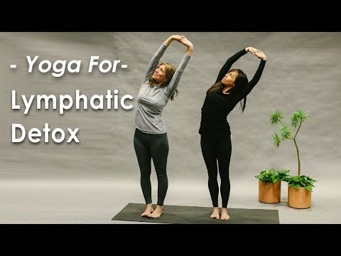 Yoga for Lymphatic System Detox