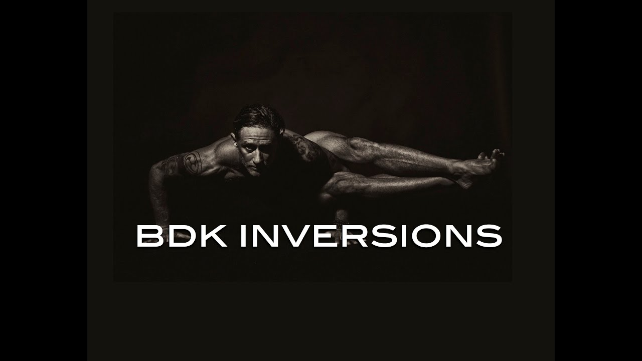 BDK Yoga Inversions & Transitions by Cameron Shayne